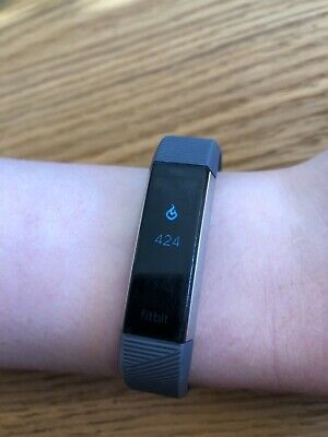 $ CDN57 • Buy FitBit Alta HR Activity Fitness Tracker Small Includes Charger And Extra Straps