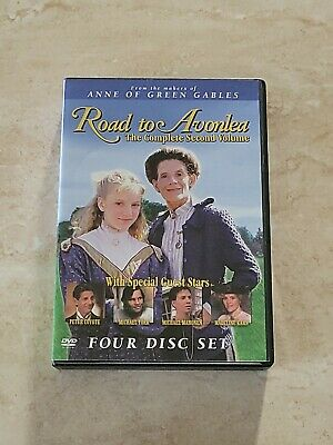 £14.87 • Buy Road To Avonlea - The Complete Second Volume (DVD, 2003, 4-Disc Set)