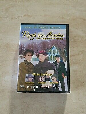 £14.87 • Buy Road To Avonlea: The Complete Fifth Season (DVD, 2005, 4-Disc Set)