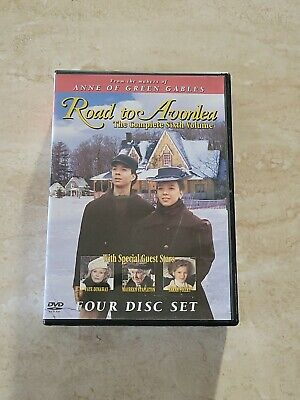 £16.29 • Buy Road To Avonlea - The Complete Sixth Volume (DVD, 2006, 4-Disc Set)