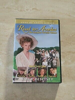 £17.71 • Buy Road To Avonlea - The Complete Seventh Volume (DVD, 2007, 4-Disc Set)