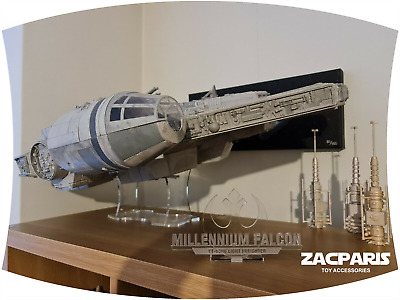 $27.19 • Buy Display Stand For Star Wars TVC Galaxy's Edge Millennium Falcon 2020