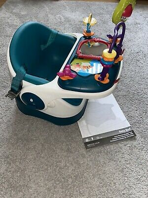 £30 • Buy Mamas & Papas Baby Bud Booster Seat With Activity Tray
