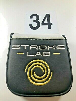 AU12.84 • Buy Odyssey Stroke Labs XL Mallet Putter Head Cover! Fast Shipping! Golf Clubs! Deal