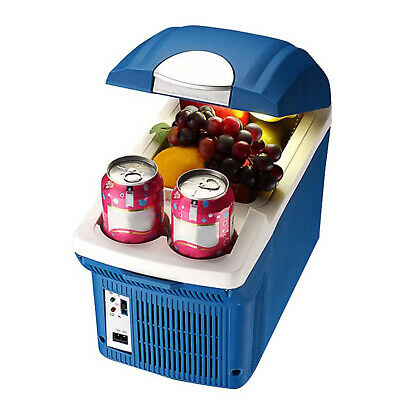 AU88.79 • Buy 8L Car Fridge Cooler Outdoor Camping Heating Warmer Refrigerator Travel