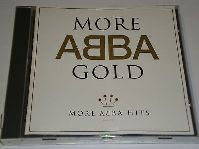 £3.99 • Buy ABBA - More Gold- More ABBA Greatest Hits CD Album