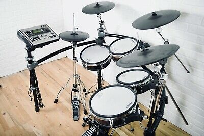 AU2855.46 • Buy Roland TD-20 V-drum Electronic Electric Drum Set Kit In Good Condition