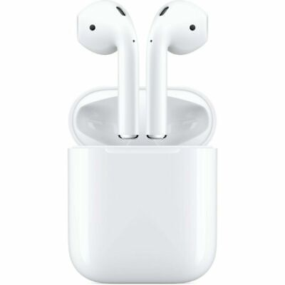 $ CDN110 • Buy Apple AirPods 2nd Generation Wireless Earbuds & Charging Case ⭐⭐⭐⭐⭐ Authentic!