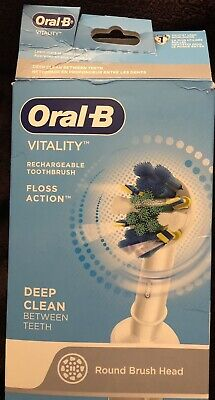 AU46.80 • Buy  Oral-B Vitality Dual Action Electric Rechargeable Toothbrush 1 Day FREE Ship