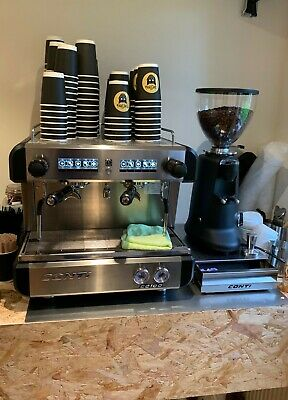£160 • Buy 2 Group Commercial Coffee Machine Monthly Rental - Fully Maintained