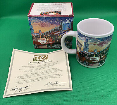 $5 • Buy Walgreens 3000th Store Commemorative Coffee Mug May '00 Grand Opening Chicago IL