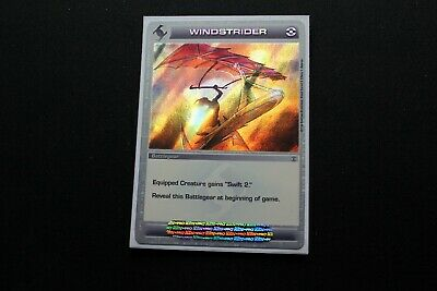 AU2.10 • Buy Chaotic Card Windstrider Ripple Foil