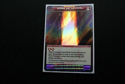 AU2.10 • Buy Chaotic Card Song Of Revival Ripple Foil