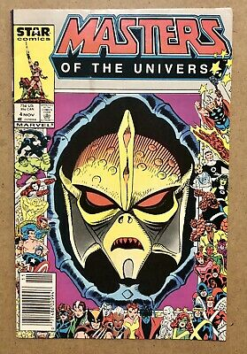 $22.99 • Buy Masters Of The Universe 4 (1986) - Star Comics - 25th Anniversary Frame