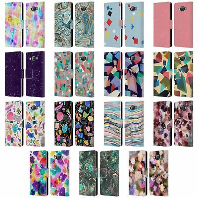 £14.83 • Buy Official Ninola Abstract 3 Leather Book Wallet Case Cover For Samsung Phones 2