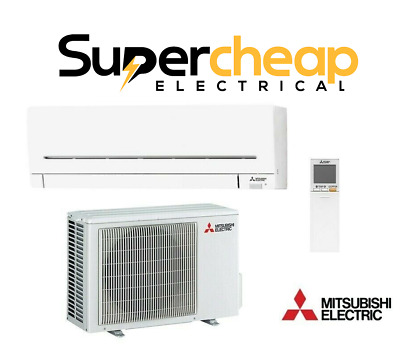 AU850 • Buy Mitsubishi Electric Split System Air Conditioner 2.5kw MSZ-AP25VG Pick Up Only