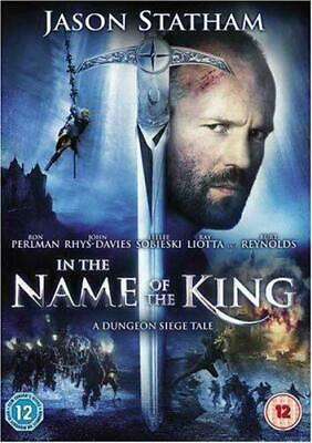 £1.75 • Buy In The Name Of The King - 2008 DVD - Jason Statham