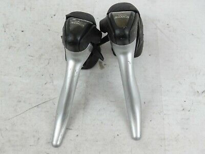 AU98.05 • Buy Shimano Sora 3400 9x2 Or 9x3 Speed Pair Of Shifters Levers Left And Right Bike