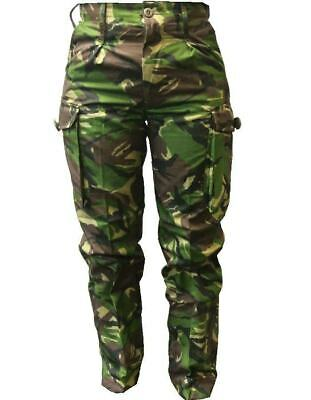 £15.99 • Buy British Army Issue Woodland DPM Soldier 95 Trousers Hunting Airsoft Fishing NEW