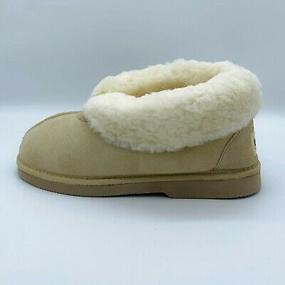 AU35.10 • Buy Unisex UGG Slippers Boots Wool Winter Warm Indoor Shoes