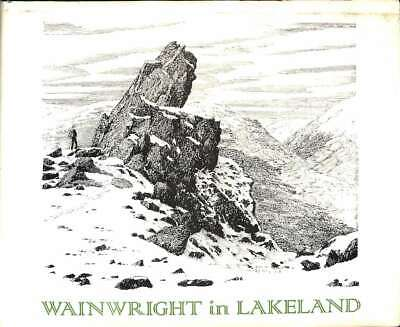 £119.03 • Buy Wainwright In Lakeland (signed Limited Edition), Introduction Mary Burkett,A. Wa