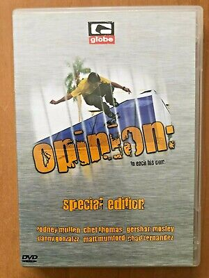 £6.81 • Buy Special Edition Opinion To Each Their Own ~skateboarding Dvd ~ Mullen Fernandez