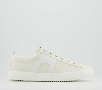 £80 • Buy Mens Camper Imar Trainers White Natural Casual Shoes
