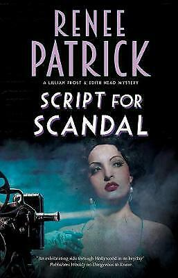 £18.01 • Buy Script For Scandal 3 A Lillian Frost And Edith Head Mystery, Patrick, Renee,  Ha