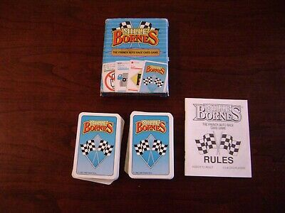 $14.99 • Buy Mille Bornes Parker Brothers French Card Game Family Travel Complete 1992