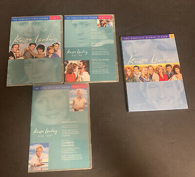 £42.47 • Buy Knots Landing DVD Sets First And Second Seasons 1 2 Warner Brothers Tested