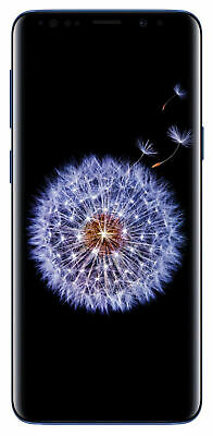 $ CDN252.72 • Buy Samsung Galaxy S9+ Plus | Grade: A | AT&T | Coral Blue | 64 GB | 6.2 In Screen