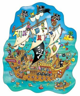 £9.99 • Buy Orchard Toys Pirate Ship Jigsaw Puzzle