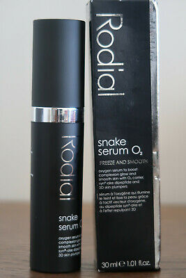 £49.99 • Buy Rodial Snake Serum With 02 Freeze And Smooth 30ml A Classic Complexion Booster