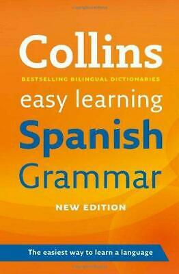 £2.73 • Buy Collins Easy Learning Spanish Grammar, Very Good Condition Book, Collins UK, ISB