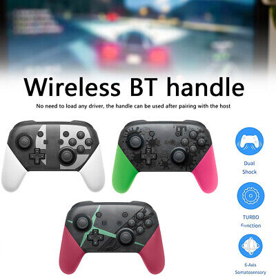 $26.18 • Buy Pro Wireless Controller Game Gamepad Joystick Remote For Nintendo Switch / Lite