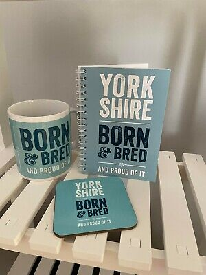 £6.99 • Buy Yorkshire Born And Bred Assorted Gifts