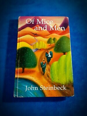 OF MICE AND MEN (with Notes) By Jim Taylor, John Steinbeck (Hardback, 2000) • 4.99£