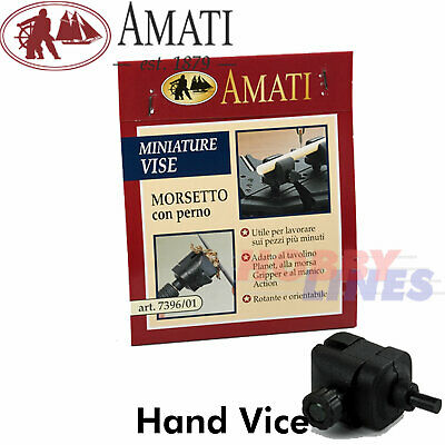 £10 • Buy HAND VICE Versatile Tool One Piece Use With Planet Work Bench Amati 7396