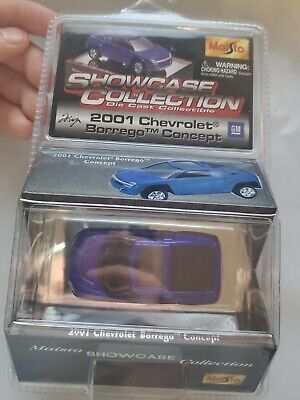 $ CDN8.46 • Buy Maisto Showcase Collection 2001 Chevrolet Borrego Concept New In Pack!