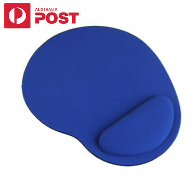 AU4.95 • Buy Comfort Wrist Protect Mouse Pad Mouse Mat Wrist Support Optical Trackball
