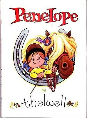 £5 • Buy Penelope, Norman Thelwell, Good Condition Book, ISBN 0413293408