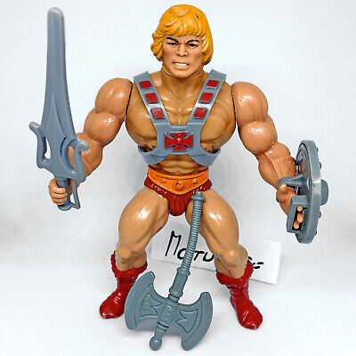 $205.08 • Buy HE-MAN 8 BACK Masters Of The Universe MOTU
