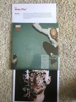 £66.55 • Buy Moby - PLAY 2xLP Limited Transparent Turquoise Color Vinyl VMP STILL SEALED!