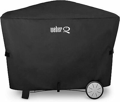 $ CDN42.31 • Buy Weber 7112 Q 2000 And 3000 Series Grill Cover, 56.6 X 22 X 39.3 Inches