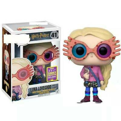 Funko Pop! Harry Potter #41 Luna Lovegood With Glasses Figure Collection Toys • 10.59£