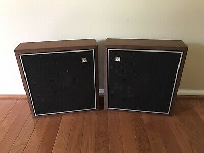 AU51.61 • Buy Akai SW-50 8ohm 2 Speakers Vintage Tested And Works