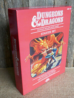 AU25 • Buy REDUCED!! DUNGEONS & DRAGONS 4TH EDITION Starter Set D&D 2011 - Never Used