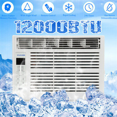 AU286.10 • Buy 3.6KW Window Refrigerated Air Conditioner Cooler Dehumidification Portable Home