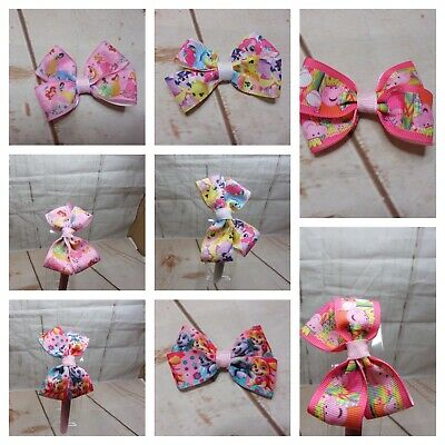 £1.99 • Buy Girls Kids Children  Alice Style Bands  Hair Clips Cartoon Charactor  Ribbon