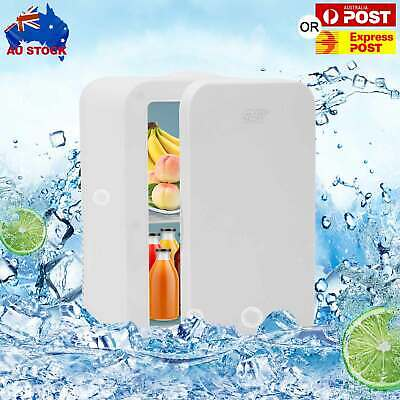 AU47.99 • Buy 8L 2in1 Car Mini Portable Fridge Small Drinks Beer Cooler Bar Freezer AU